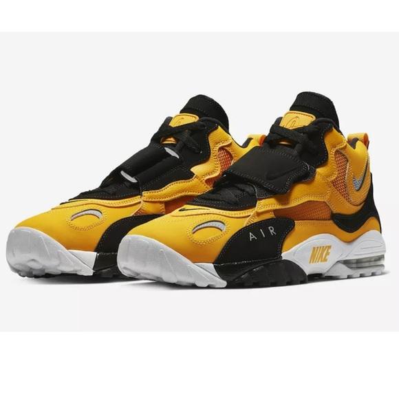 Nike Air Max Speed Turf Yellow Gold
